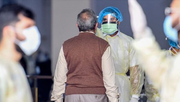 Türkiye'ye getirilen vatandaşlar, koronavirüs, karantina - Sputnik Türkiye