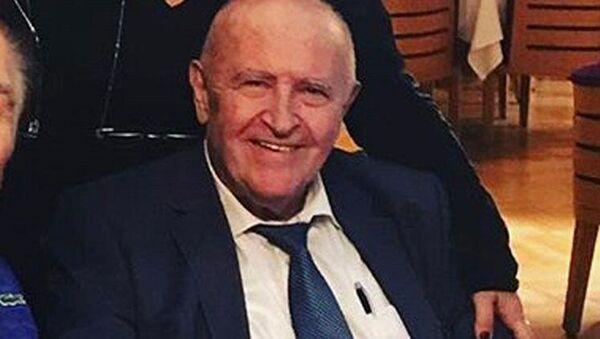 Murat Dilmener - Sputnik Türkiye