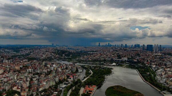 İstanbul- Yağmur - Sputnik Türkiye