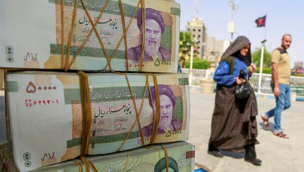 İran riyali, İran parası - Sputnik Türkiye