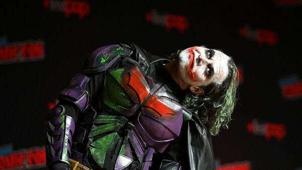 Joker-cosplay - Sputnik Türkiye