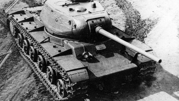 Efsanevi Sovyet tankları - Sputnik Türkiye