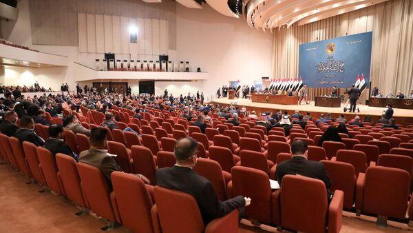 Irak Parlamentosu (meclisi)  - Sputnik Türkiye