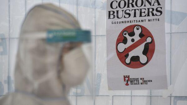 Almanya-koronavirüs - Sputnik Türkiye