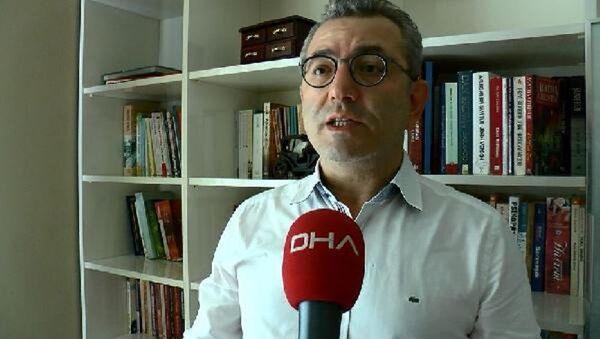 Mehmet Ruşen Gültekin - Sputnik Türkiye