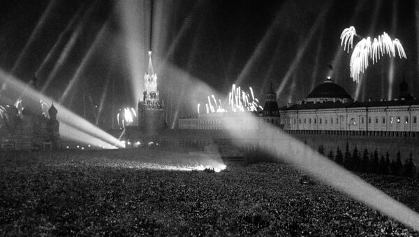 9 Mayıs 1945: Büyük Vatanseverlik Savaşı sona erdi - Sputnik Türkiye
