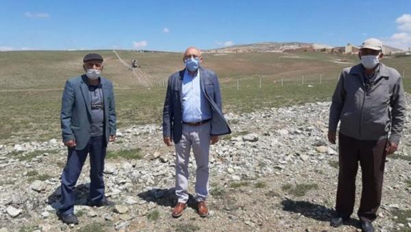 Eskişehir'de siyanür barajı kuruluyor - Sputnik Türkiye