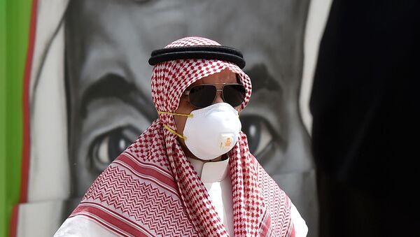 Suudi Arabista - koronavirüs - maske - Sputnik Türkiye