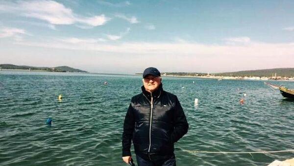 Galip Berkan Dingiloğlu - Sputnik Türkiye