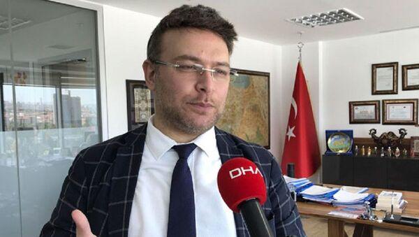 Avukat Melih Akkurt - Sputnik Türkiye
