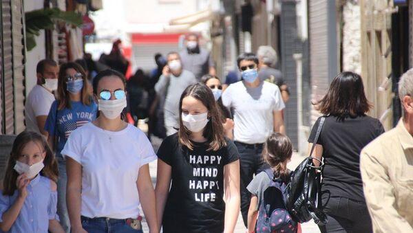 Bodrum sokakları ve caddeleri ise koronavirüs öncesini aratmadı  - Sputnik Türkiye