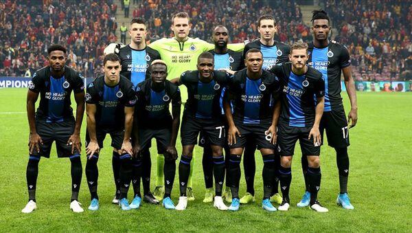 Belçika'da Club Brugge şampiyon ilan edildi - Sputnik Türkiye