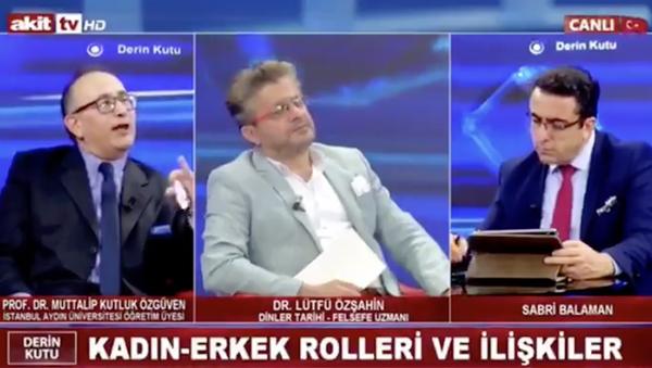 Akit TV Prof. Dr. Muttalip Kutluk Özgüven - Sputnik Türkiye