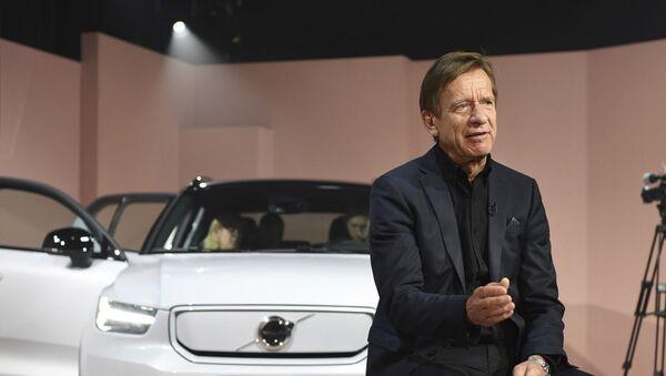 Volvo CEO'su Håkan Samuelsson - Sputnik Türkiye