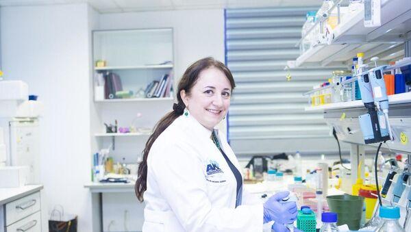 Prof. Dr. Nesrin Özören - Sputnik Türkiye