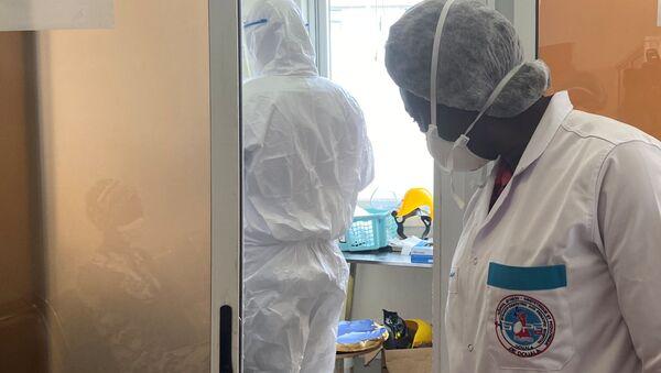 Kamerun'da koronavirüs - Sputnik Türkiye