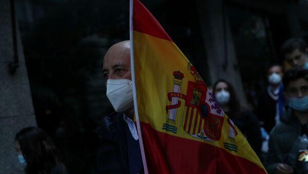İspanya- Koronavirüs - Sputnik Türkiye