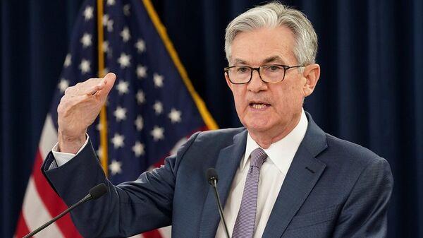 ABD Merkez Bankası (Fed) Başkanı Jerome Powell - Sputnik Türkiye