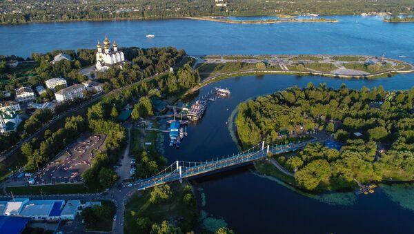 Rusya'da Volga Günü - Sputnik Türkiye