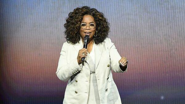 Oprah Winfrey  - Sputnik Türkiye