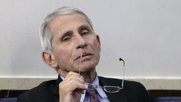 Anthony Fauci - Sputnik Türkiye