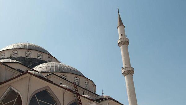 İzmir cami minare - Sputnik Türkiye