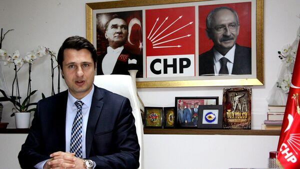 CHPİzmirİlBaşkanıDeniz Yücel  - Sputnik Türkiye