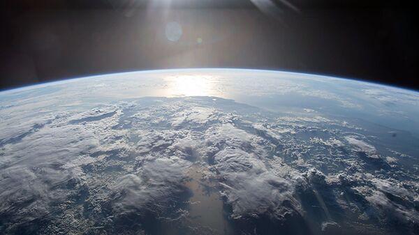 Uzay-Dünya-Uydu görüntüsü - Sputnik Türkiye