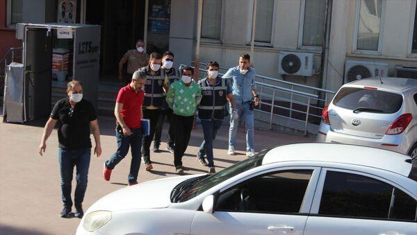 17 yaşındaki Ceren'i öldüren katil tutuklandı - Sputnik Türkiye