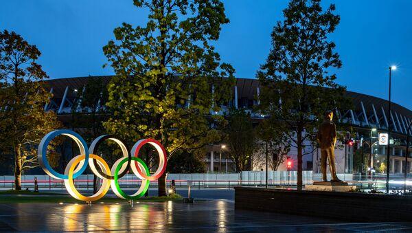 Japonya-olimpiyat-stadyum - Sputnik Türkiye