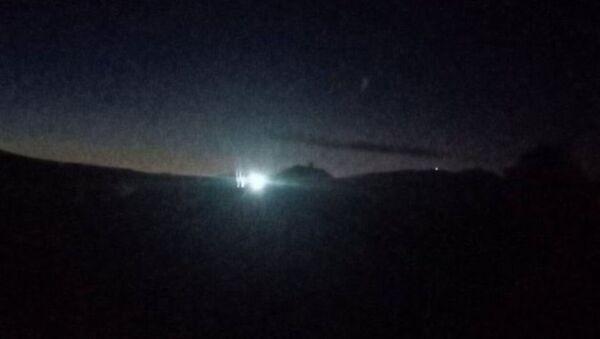 'Trabzon'a göktaşı düştü' iddiası - Sputnik Türkiye