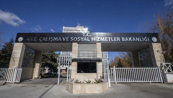 Aile, Çalışma ve Sosyal Hizmetler Bakanlığı - Sputnik Türkiye