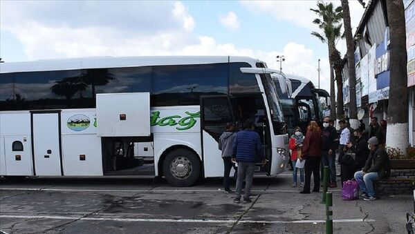 Otobüs - Sputnik Türkiye