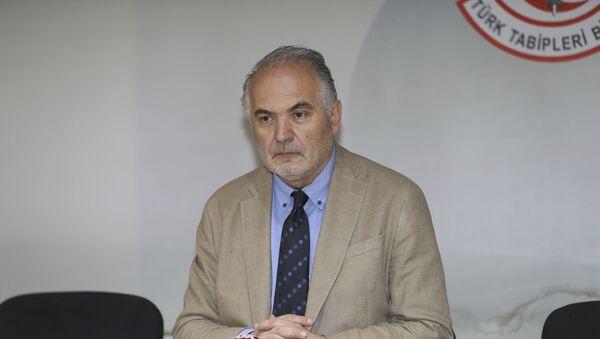 Prof. Dr. Sinan Adıyaman - Sputnik Türkiye