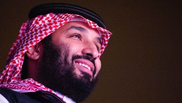 Suudi Arabistan Veliaht Prensi Muhammed bin Selman - Sputnik Türkiye