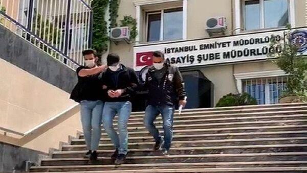 Abdurrahim Albayrak'ı dolandıran Barış Ö. - Sputnik Türkiye