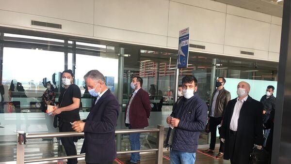 Sabiha Gökçen Havalimanı - Sputnik Türkiye