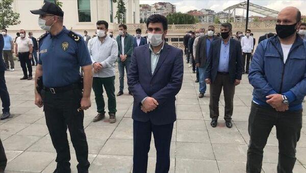 Barış Çakan'ın babası Nihat Çakan - Sputnik Türkiye