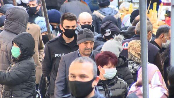 İstanbul - kalabalık - Sputnik Türkiye
