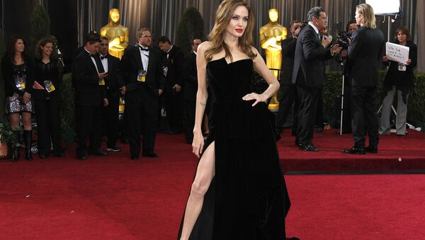 Angelina Jolie 45 yaşında - Sputnik Türkiye