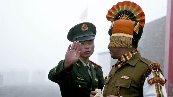 Hindistan-Çin sınırı - Sputnik Türkiye
