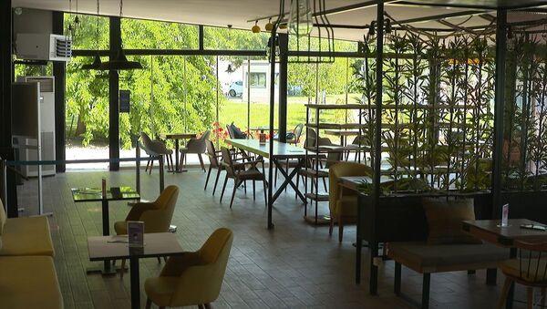 BELTUR kafe ve restoranları 8 Haziran'da hizmete açılıyor - Sputnik Türkiye