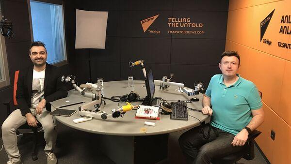 Fırat Devecioğlu-Serhat Sarısözen - Sputnik Türkiye