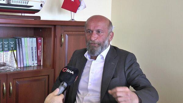 Adlar Belediye Başkanı Erdem Gül - Sputnik Türkiye