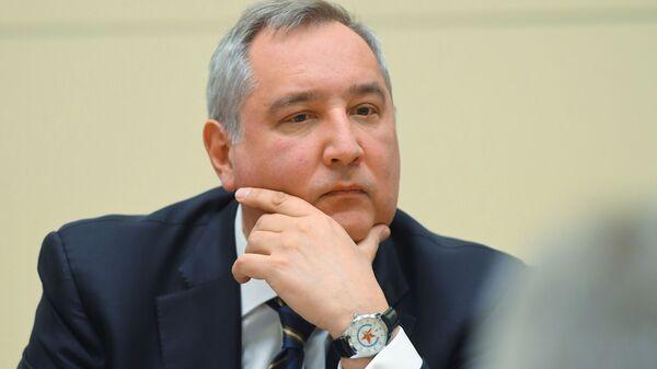Dmitriy Rogozin - Sputnik Türkiye