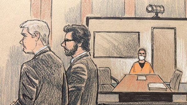 ABD'de George Floyd'un ölümüne neden olan polisin ilk duruşması yapıldı - Sputnik Türkiye