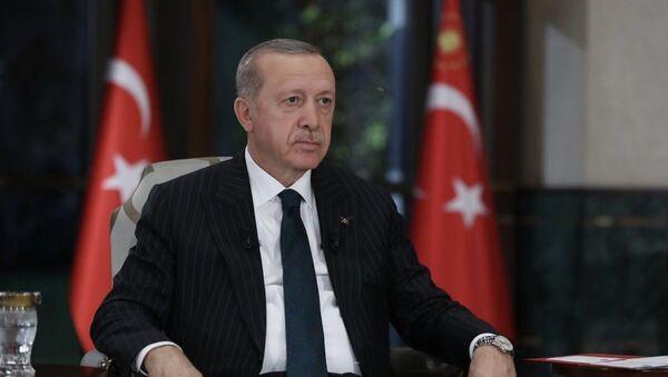 Erdoğan, TRT - Sputnik Türkiye