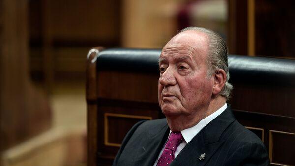 Eski İspanya Kralı Juan Carlos - Sputnik Türkiye