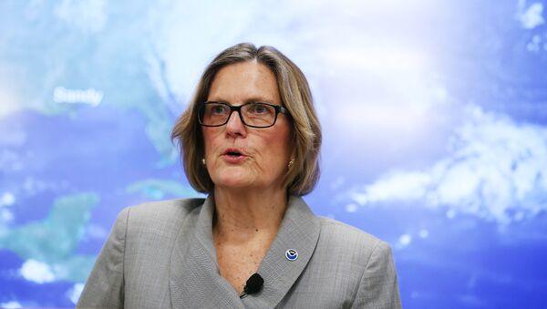 Eski NASA astronotu ve denizbilimci Kathy Sullivan - Sputnik Türkiye