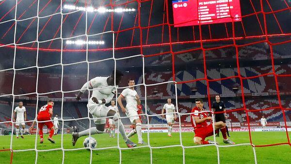Bayern Münih, Eintracht Frankfurt, Almanya Kupası - Sputnik Türkiye
